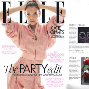 Elle - Gift Guide  (December 2019)