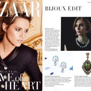 Harper's Bazaar - Bijoux Edit (October 2019)