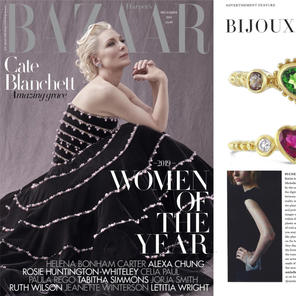 Harper's Bazaar (December 2019)