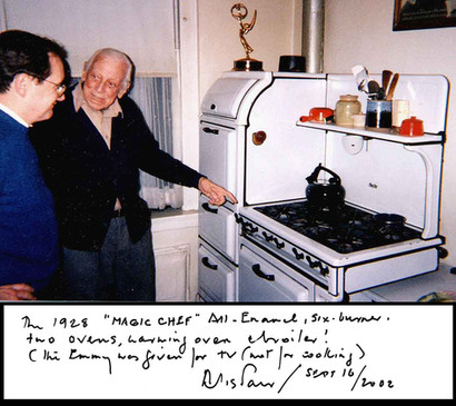 In Alistair Cooke's Kitchen