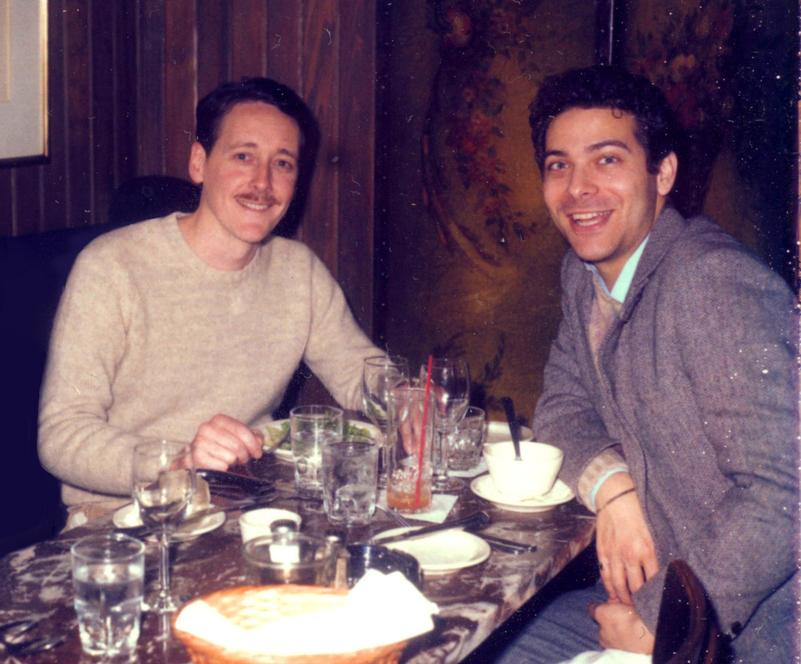 With Michael Feinstein, San Francisco