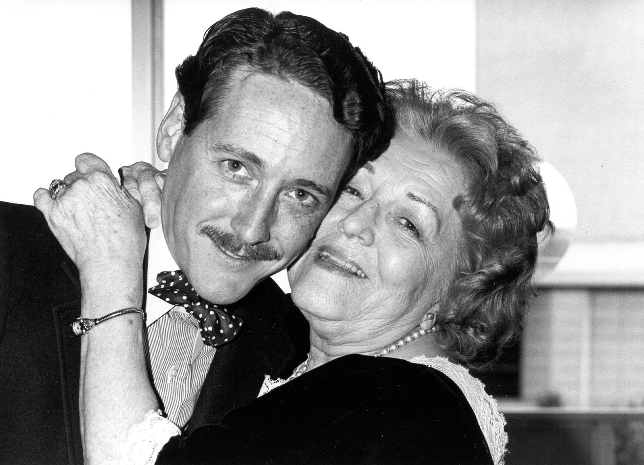 With Edna Fischer, Top Of The Mark