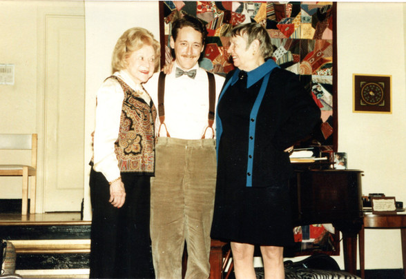 Kay Swift, P.M. & Dana Suesse, 1984