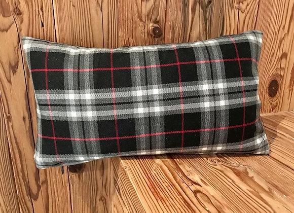 Cuscino di cotone rettangolare