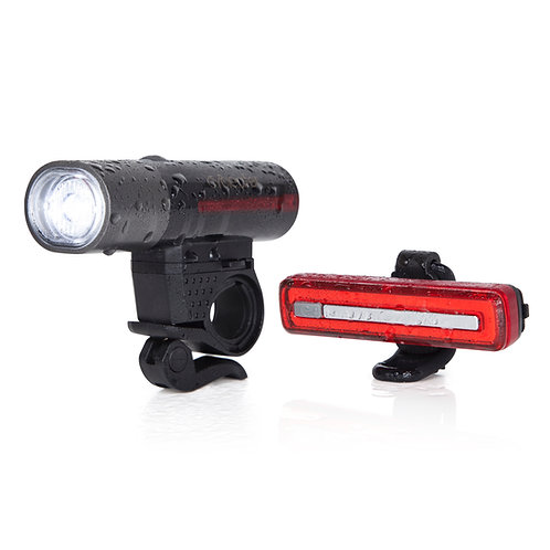 aubX Bicycle light SET