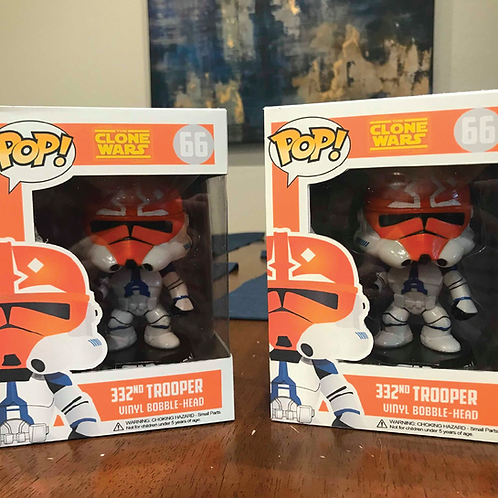 332nd Trooper Custom POP Figure