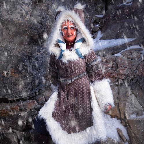 Ahsnowka Winter Coat
