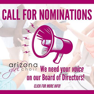 AZ Girlchoir Board of Directors