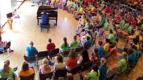 Queen City Children's Choir Festival, Cincinnati