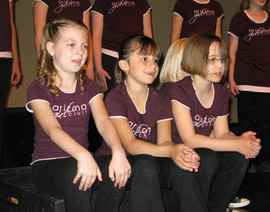 Arizona Girlchoir in performance