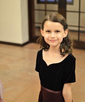 Arizona Girlchoir elementary singer