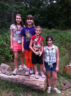 Summer choir camp