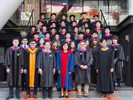 พิธีประสาทปริญญามหาวิทยาลัยรังสิต ประจำปีการศึกษา 2561