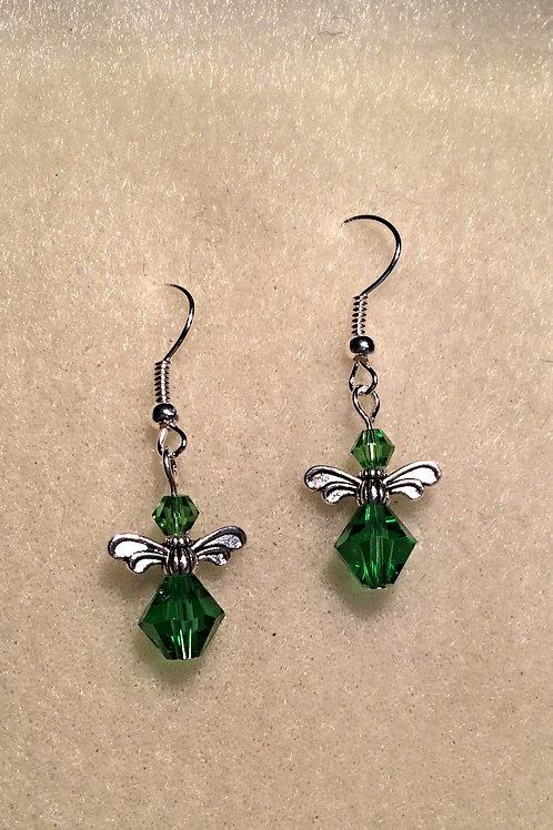 Angel Baby - Emerald Green