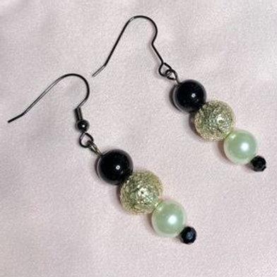 Variegated Dangle Earrings