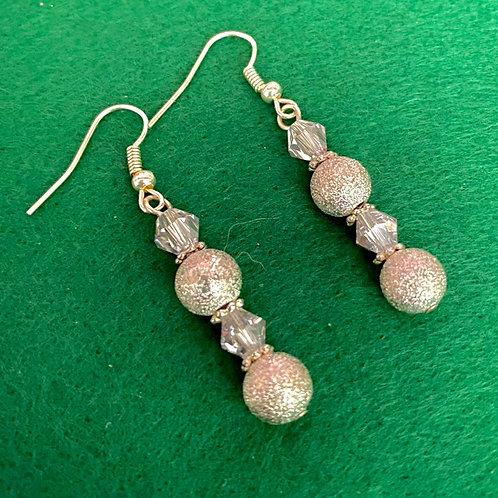 New Year Glitz Earrings