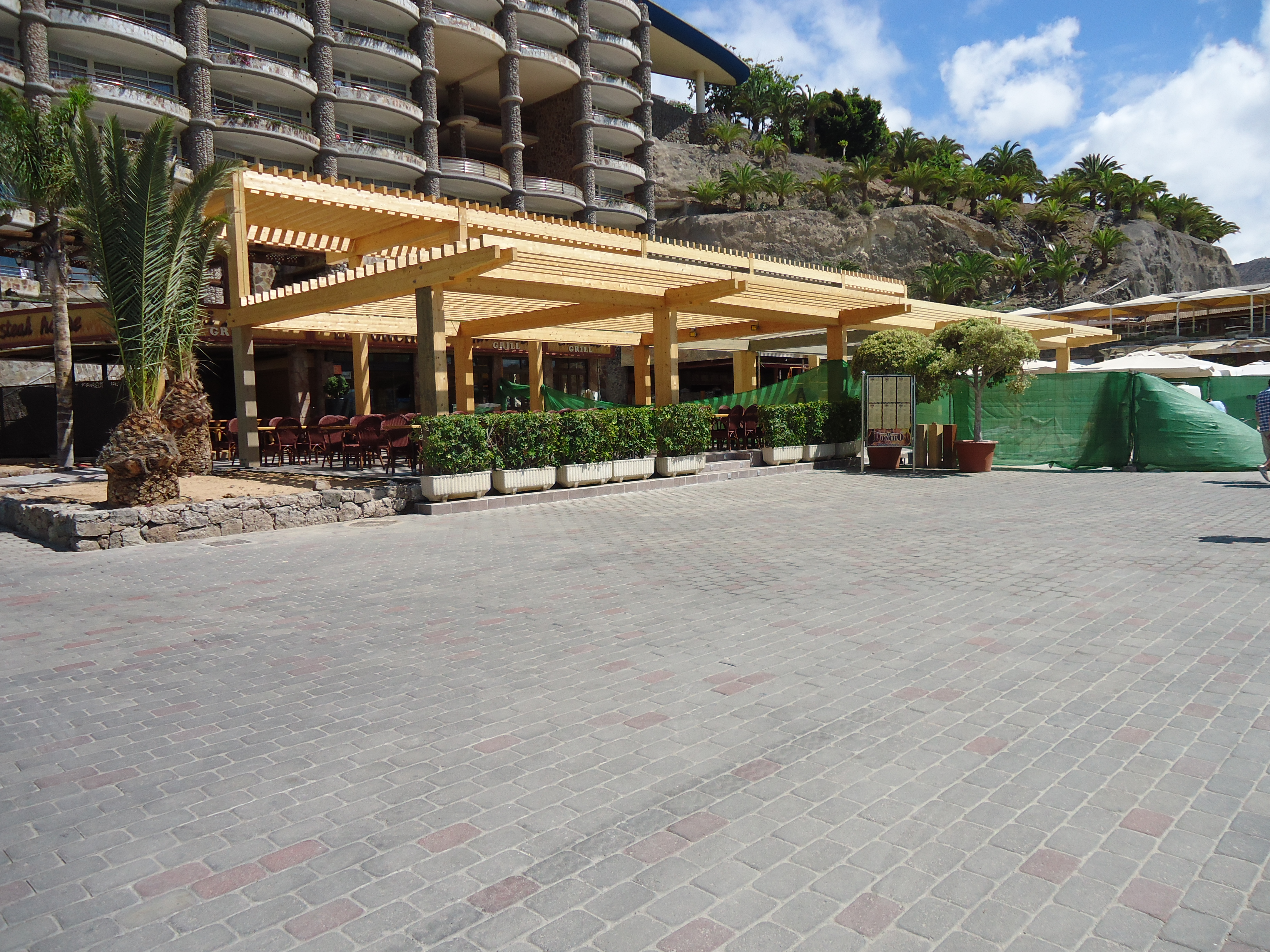 Restauranter Plaza