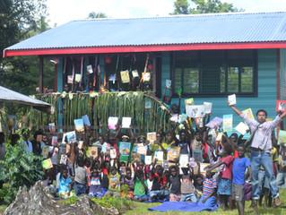 Kainake Project Shares Experience with Rara-Rarei Foundation