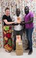 Kuna Siuwai Pokong book presented to Rara-Rarei Foundation for delivery to Siwai Schools