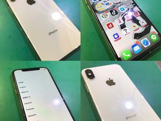 iPhoneXS データ移行&コーティング