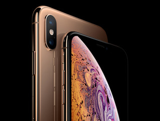 iPhoneXS XSMax 発売