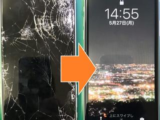 iPhoneXシリーズの故障も