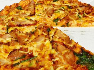 ピザが食べたくて