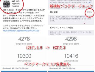 【iOS11.3】実践導入