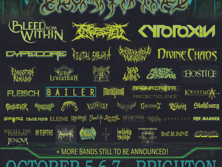 ASCARIS Confirmed for MAMMOTHFEST 2018
