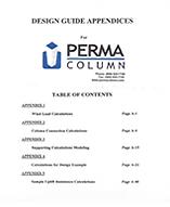 Perma Column Design & Use Guide Appendic