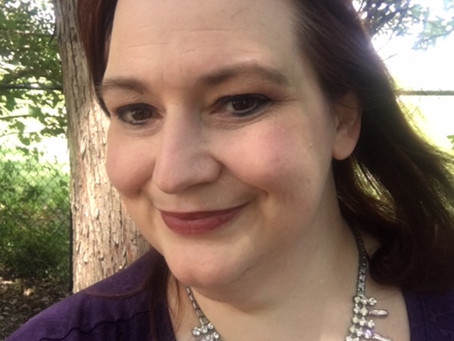 Meet writer Amber Royer