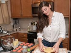 Meet Fandom Cookbook Author Tara Theoharis