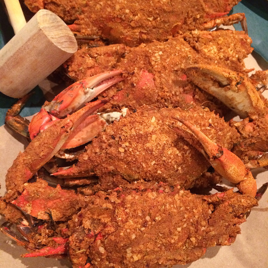 Maryland crab - Kate Heddings.JPG