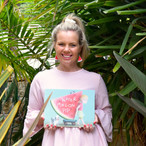 Sharna Carter holding Watermelon Pip.JPG