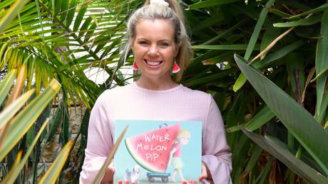 Meet Children's Author Sharna Carter