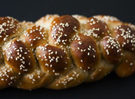How to make Challah bread: Recipe from writer Carol Tice