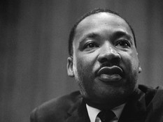 Honoring Dr. Martin Luther King, Jr. with poetry