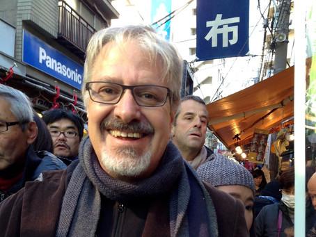 Meet James Beard Award-Winning Writer John Kessler