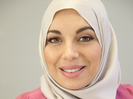 Meet Author and Halal Cooking Expert Yvonne M. Maffei