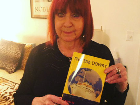Meet writer Maryvonne Fent