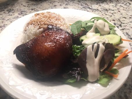 Recipe: Filipino-style chicken adobo
