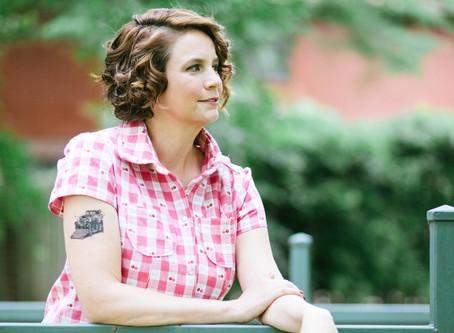 Meet writer Carolyn Roark