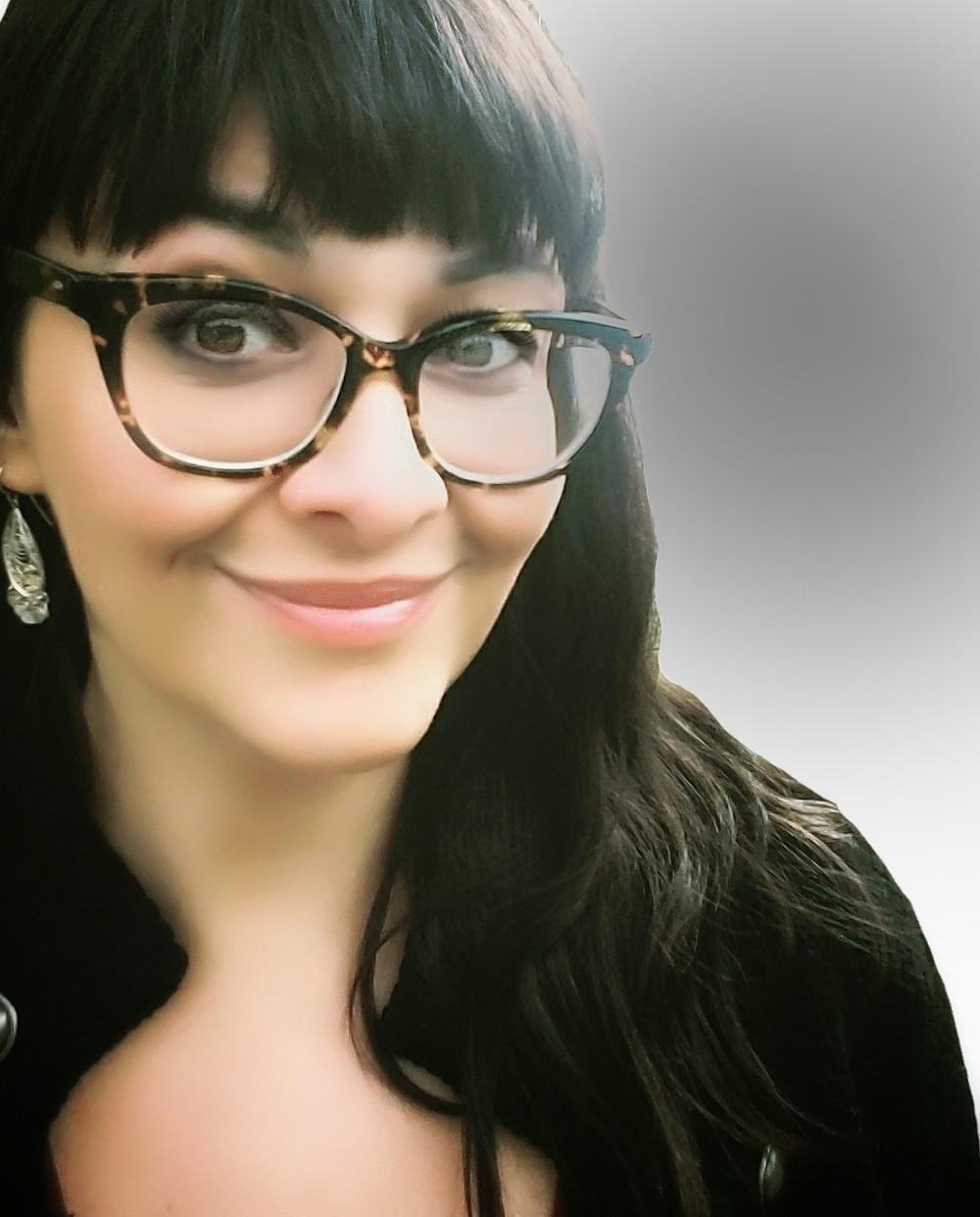 writer Maryana Lucia Vestic