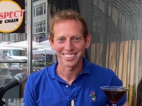 Meet Food Vlogger and Lawyer Sam E. Goldberg