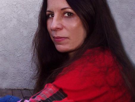 Meet writer Victoria Thomas