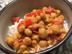 Recipe: Instant Pot Butter Chickpeas