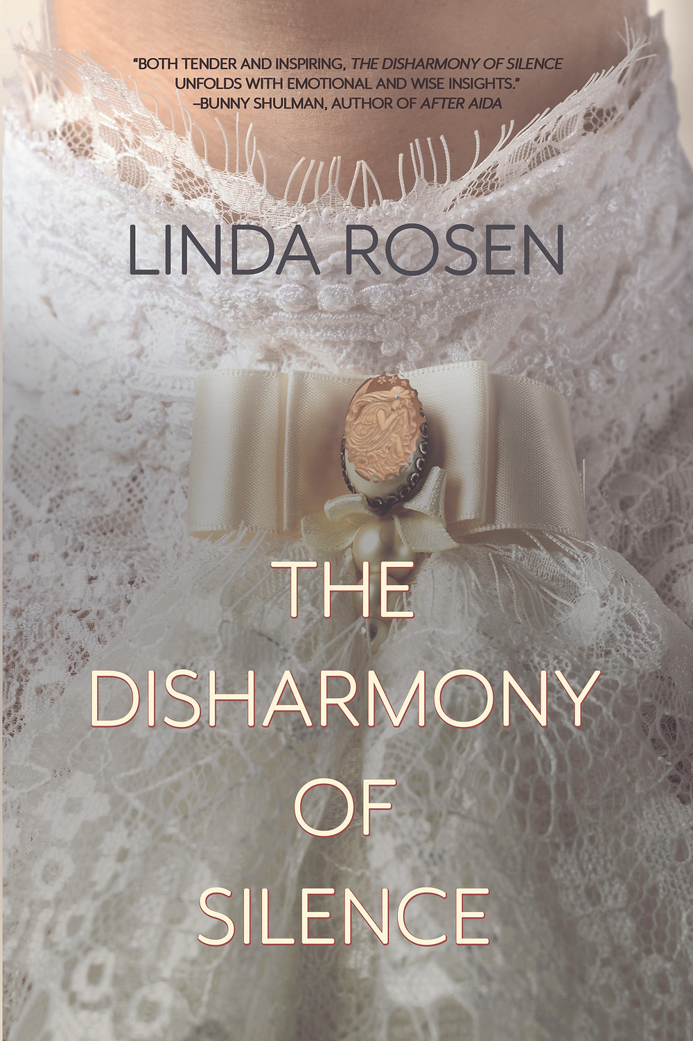 book cover of The Disharmony of Silence