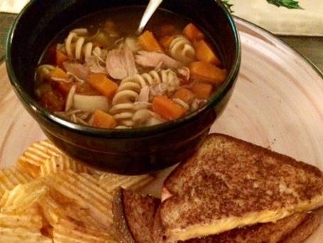 3 Super-Simple Soup Recipes