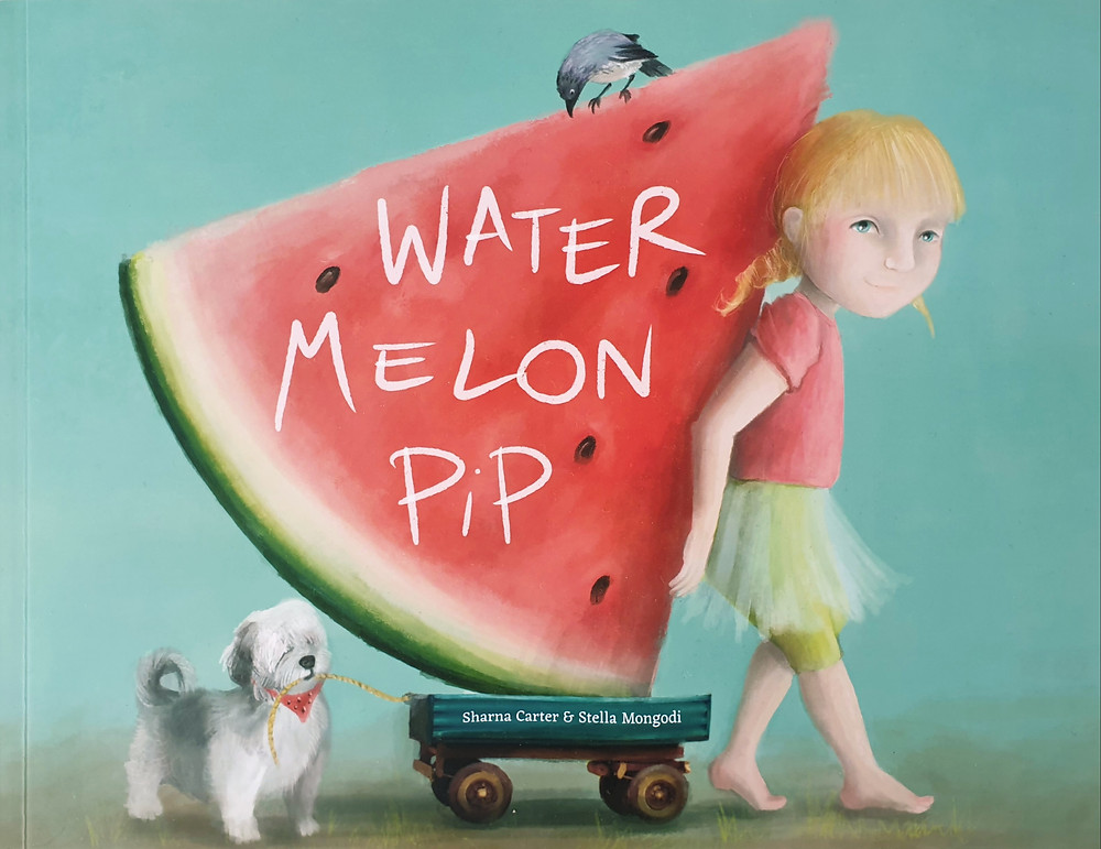 book cover of Watermelon Pip