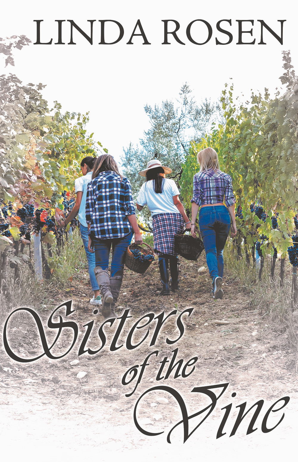 book cover of Sisters of the Vine.